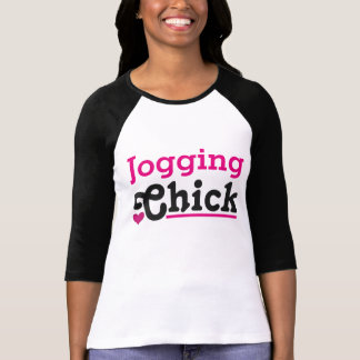 Jogging Chick T-Shirt