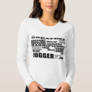 Jogging & Joggers : Greatest Jogger the World Ever Tees