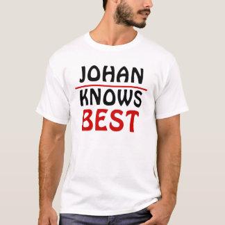 Johan Knows best one T-Shirt