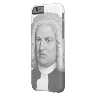 Johann Sebastian Bach Barely There iPhone 6 Case