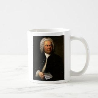 Johann Sebastian Bach Coffee Mug