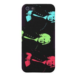 Johann Sebastian Bach Collage iPhone 5/5S Case