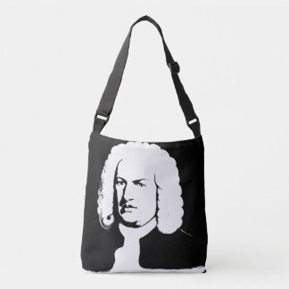 Johann Sebastian Bach Crossbody Bag