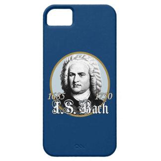 Johann Sebastian Bach iPhone 5 Cover