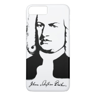 Johann Sebastian Bach iPhone 8 Plus/7 Plus Case