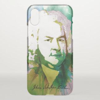 Johann Sebastian Bach - iPhone X case