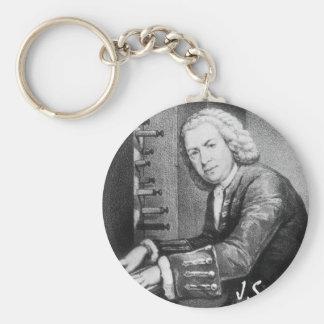 Johann Sebastian Bach Stuff Key Ring