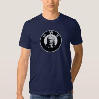 Johann Sebastian Bach Tshirts