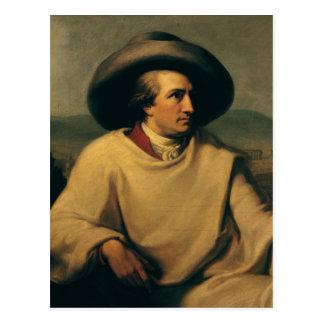 Johann Wolfgang von Goethe Postcard