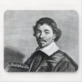 Johannes Hoornbeek, engraved by Jonas Mouse Pad