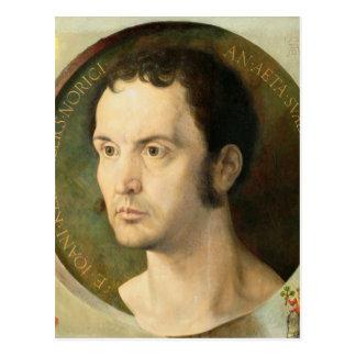 Johannes Kleberger, aged 40, 1526 Postcard