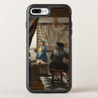 Johannes Vermeer Art of Painting OtterBox Symmetry iPhone 7 Plus Case