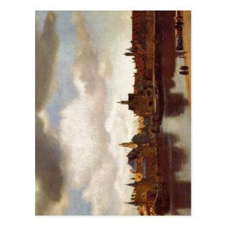 Johannes Vermeer Jan Vermeer van Delft eigentlich: Postcard