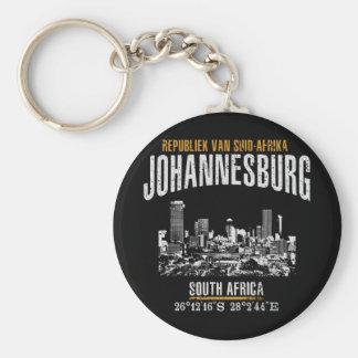 Johannesburg Key Ring