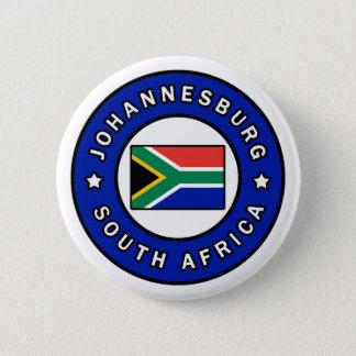 Johannesburg South Africa 6 Cm Round Badge