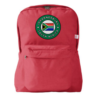 Johannesburg South Africa Backpack