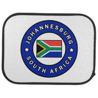 Johannesburg South Africa Car Mat