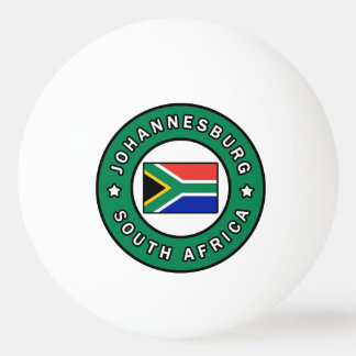 Johannesburg South Africa Ping Pong Ball