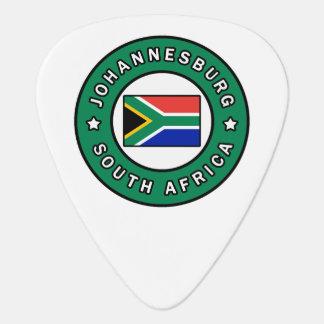 Johannesburg South Africa Plectrum
