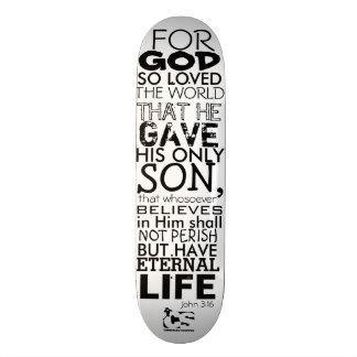 John316Deck Skateboard Decks