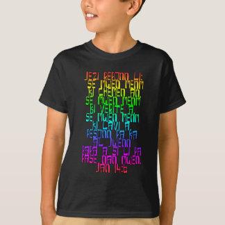 John 14:6 Haitian Creole T-Shirt
