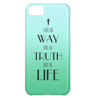 John 14:6 iPhone 5C case