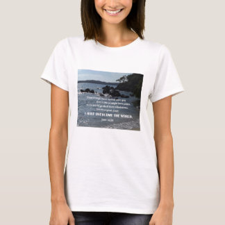 John 16:33 These things I have spoken unto you T-Shirt