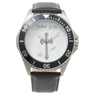 John 3:16 clothing watch
