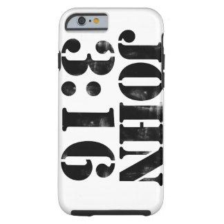 John 3:16 for GOD iPhone 6 Case