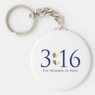 John 3:16 key ring