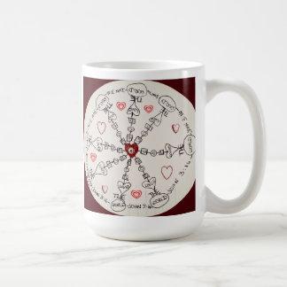 John 3:16 Mandala Coffee Mug