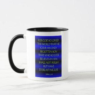 John 3:16 mug