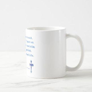 john 3:16 scripture coffee mug