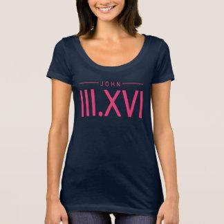 John 3:16 Shirt - Women's graphic tee