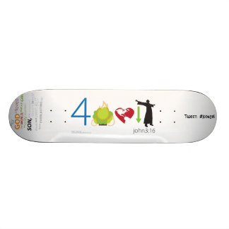 John 3:16 v1F - Skateboard