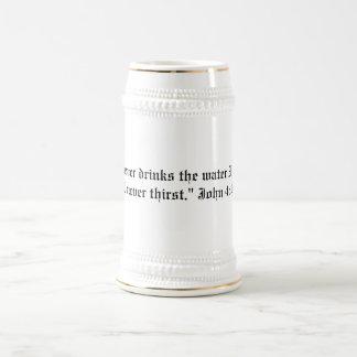 John 4:14 beer steins