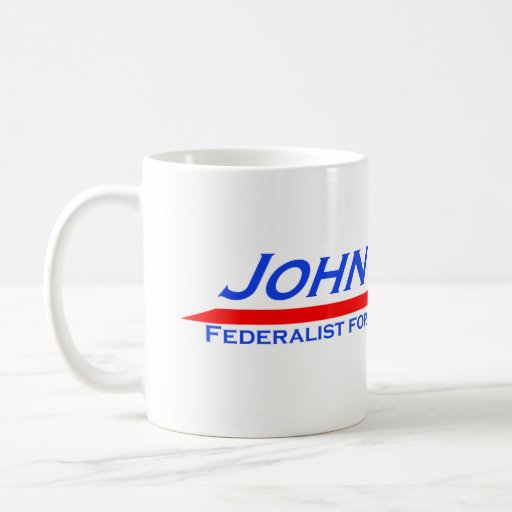 John Adams 2012 Mug