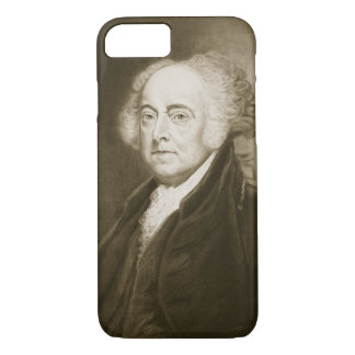 John Adams, 2nd President of the United States of iPhone 7 Case