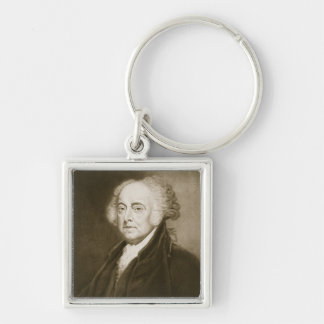 John Adams, 2nd President of the United States of Key Ring