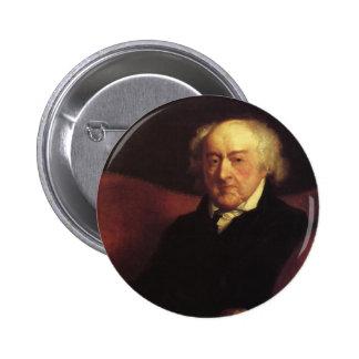 john adams 6 cm round badge