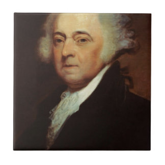 John Adams Ceramic Tile