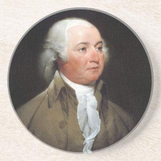 John Adams Drink Coasters