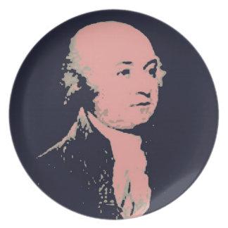 John Adams Dinner Plates