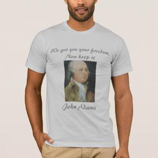 John Adams Freedom Tee