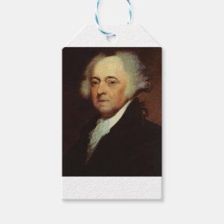 John Adams Gift Tags