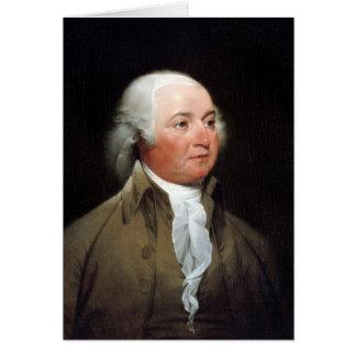 John Adams Greeting Card