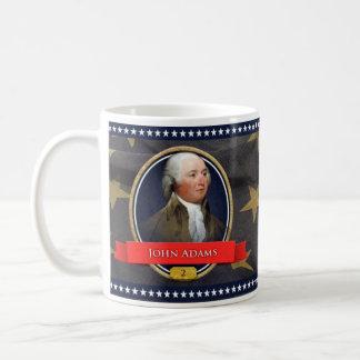 John Adams Historical Mug