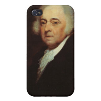 John Adams iPhone 4 Cases