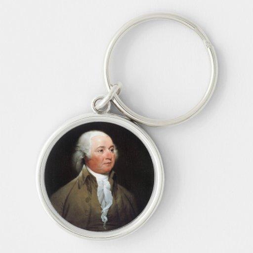 John Adams Keychains