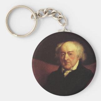 John Adams Keychain